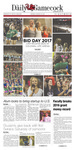 The Daily Gamecock, Monday, August 28, 2017 by University of South Carolina, Office of Student Media