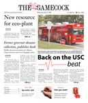 The Daily Gamecock, Wednesday, July 19, 2006