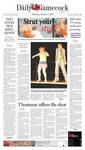 The Daily Gamecock, Wednesday, November 1, 2006
