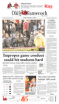 The Daily Gamecock, Friday, November 3, 2006