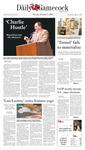 The Daily Gamecock, Thursday, November 9, 2006