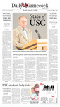 The Daily Gamecock, Thursday, September 21, 2006 by University of South Carolina, Office of Student Media