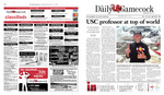 The Daily Gamecock, WEDNESDAY, JULY 11, 2007 by University of South Carolina, Office of Student Media