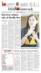 The Daily Gamecock, THURSDAY, NOVEMBER 1, 2007