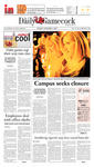 The Daily Gamecock, TUESDAY, NOVEMBER 6, 2007 by University of South Carolina, Office of Student Media
