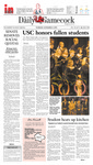 The Daily Gamecock, THURSDAY, NOVEMBER 8, 2007