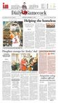 The Daily Gamecock, MONDAY, NOVEMBER 12, 2007 by University of South Carolina, Office of Student Media