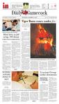 The Daily Gamecock, WEDNESDAY, NOVEMBER 14, 2007 by University of South Carolina, Office of Student Media
