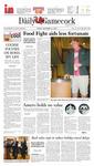 The Daily Gamecock, FRIDAY, NOVEMBER 16, 2007