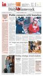 The Daily Gamecock, MONDAY, NOVEMBER 19, 2007