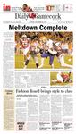 The Daily Gamecock, MONDAY, NOVEMBER 26, 2007