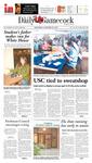The Daily Gamecock, WEDNESDAY, NOVEMBER 28, 2007 by University of South Carolina, Office of Student Media