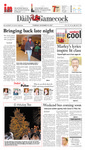 The Daily Gamecock, THURSDAY, NOVEMBER 29, 2007
