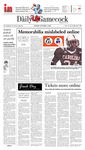 The Daily Gamecock, TUESDAY, OCTOBER 2, 2007