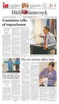 The Daily Gamecock, THURSDAY, SEPTEMBER 13, 2007