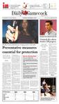 The Daily Gamecock, THURSDAY, SEPTEMBER 27, 2007