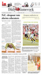 The Daily Gamecock, MONDAY, APRIL 21, 2008 by University of South Carolina, Office of Student Media