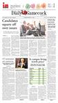 The Daily Gamecock, THURSDAY, FEBRUARY 14, 2008