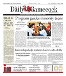 The Daily Gamecock, WEDNESDAY, JUNE 18, 2008 by University of South Carolina, Office of Student Media