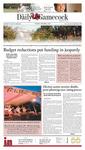 The Daily Gamecock, THURSDAY, NOVEMBER 6, 2008