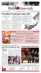The Daily Gamecock, MONDAY, NOVEMBER 10, 2008