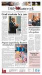 The Daily Gamecock, WEDNESDAY, NOVEMBER 12, 2008