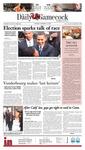 The Daily Gamecock, THURSDAY, NOVEMBER 13, 2008