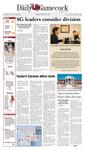 The Daily Gamecock, THURSDAY, FEBRUARY 5, 2009
