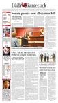 The Daily Gamecock, THURSDAY, JANUARY 15, 2009