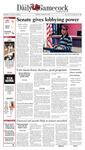 The Daily Gamecock, THURSDAY, JANUARY 22, 2009