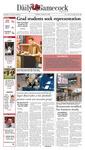 The Daily Gamecock, THURSDAY, JANUARY 29, 2009