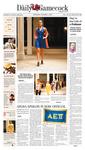 The Daily Gamecock, WEDNESDAY, NOVEMBER 4, 2009 by University of South Carolina, Office of Student Media