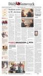 The Daily Gamecock, FRIDAY, NOVEMBER 6, 2009 by University of South Carolina, Office of Student Media