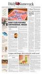 The Daily Gamecock, THURSDAY, NOVEMBER 12, 2009