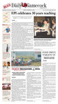The Daily Gamecock, FRIDAY, NOVEMBER 13, 2009 by University of South Carolina, Office of Student Media