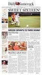 The Daily Gamecock, MONDAY, NOVEMBER 16, 2009 by University of South Carolina, Office of Student Media