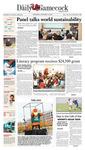 The Daily Gamecock, WEDNESDAY, NOVEMBER 18, 2009 by University of South Carolina, Office of Student Media