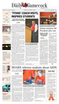 The Daily Gamecock, THURSDAY, NOVEMBER 19, 2009