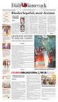The Daily Gamecock, FRIDAY, NOVEMBER 20, 2009 by University of South Carolina, Office of Student Media