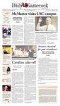 The Daily Gamecock, THURSDAY, SEPTEMBER 3, 2009