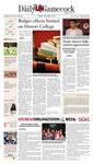 The Daily Gamecock, THURSDAY, SEPTEMBER 10, 2009