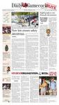 The Daily Gamecock, THURSDAY, SEPTEMBER 24, 2009