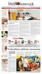The Daily Gamecock, MONDAY, APRIL 26, 2010