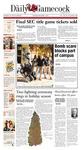 The Daily Gamecock, THURSDAY, DECEMBER 2, 2010