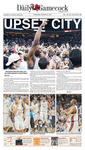 The Daily Gamecock, WEDNESDAY, JANUARY 27, 2010