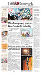 The Daily Gamecock, WEDNESDAY, MARCH 24, 2010