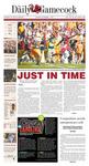 The Daily Gamecock, MONDAY, NOVEMBER 1, 2010 by University of South Carolina, Office of Student Media