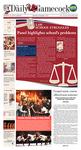 The Daily Gamecock, MONDAY, NOVEMBER 8, 2010