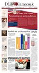 The Daily Gamecock, WEDNESDAY, NOVEMBER 10, 2010