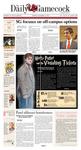 The Daily Gamecock, THURSDAY, NOVEMBER 18, 2010